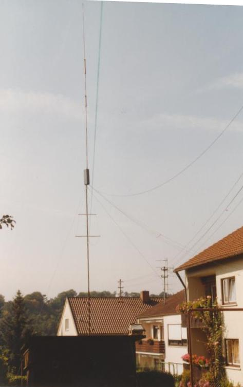 My station in 1994